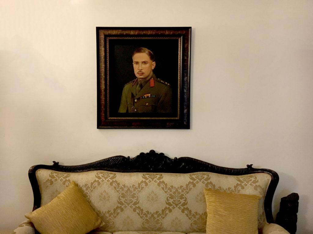 Brigadier Prem Singh, b.1916
