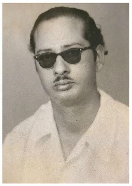JN Bhalla, Bhavi's maternal grandfather