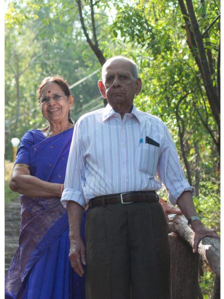 Vittal & Jwala Rao in 2014